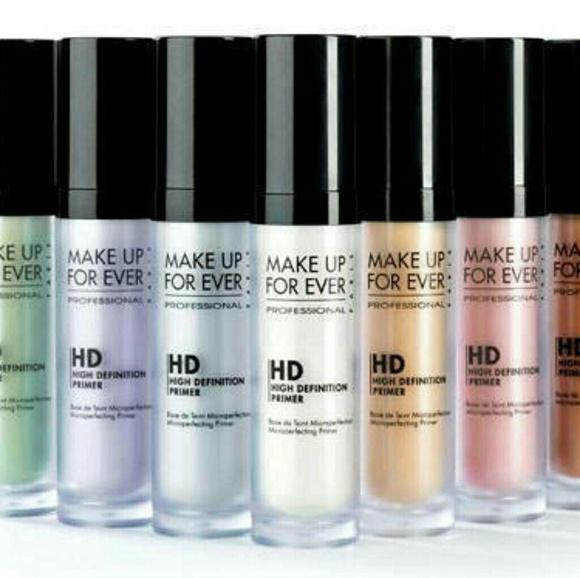 Makeup Forever HD Primer no longer available BNIB